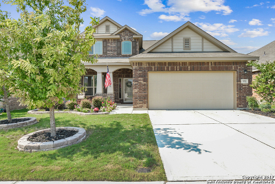Guadalupe County Single Family Home For Sale: 552 Saddlehorn Way