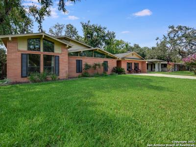 San Antonio Single Family Home For Sale: 314 Northridge Dr
