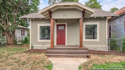 Single Family Home Price Change: 1215 Burnet St