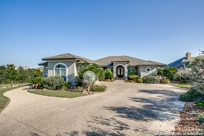 Boerne Single Family Home For Sale: 114 Towne View Cir