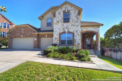 San Antonio Single Family Home Price Change: 11 Horseshoe Cyn