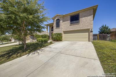 Schertz Single Family Home Back on Market: 719 Eagles Gln