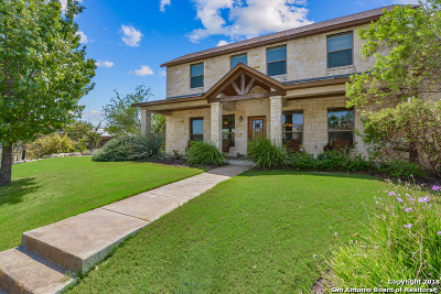New Braunfels Single Family Home For Sale: 1203 Gruene Valley Cir