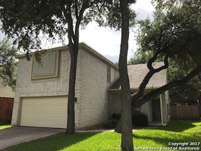 Schertz Single Family Home For Sale: 2527 Grove Park