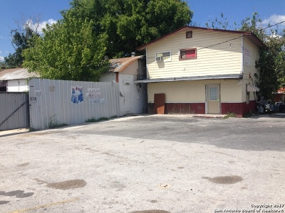 Bexar County Commercial For Sale: 2720 Rigsby Ave