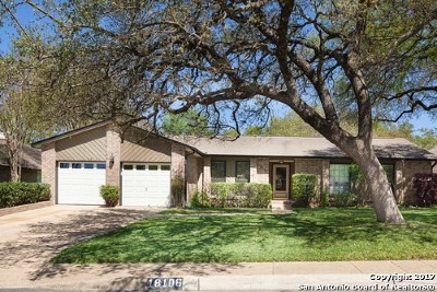Single Family Home For Sale: 18106 Summer Knoll Dr