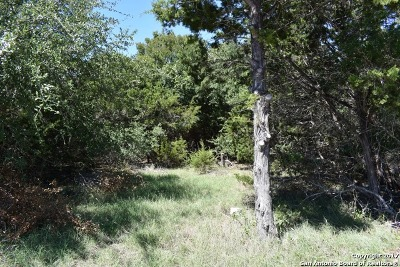 Canyon Lake Residential Lots & Land For Sale: 1212 Lonesome