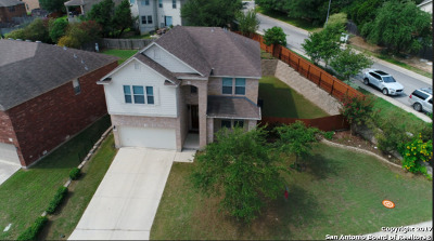 San Antonio Single Family Home Back on Market: 611 Mesa Loop
