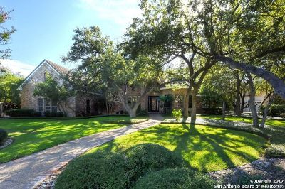 San Antonio Single Family Home For Sale: 5 Aspen Creek Dr