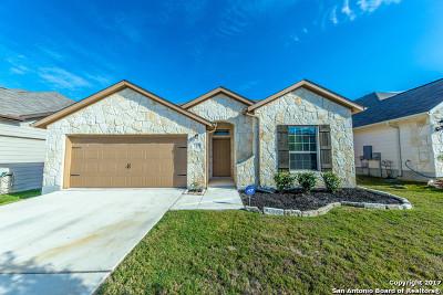 Cibolo Single Family Home For Sale: 159 Brook Vw