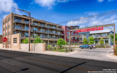 Bexar County Condo/Townhouse For Sale: 831 S Flores St #1203