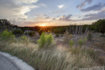 New Braunfels Residential Lots & Land For Sale: 346 Lookout Rdg
