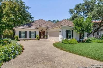 Castle Hills Single Family Home For Sale: 17 Shady Cv