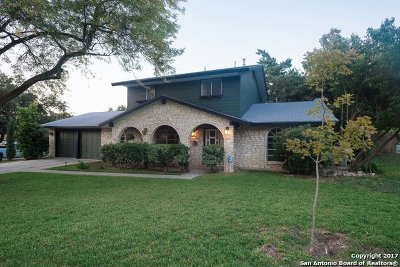 San Antonio Single Family Home Back on Market: 13527 Beltway St