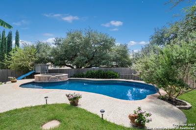 Bexar County Single Family Home New: 5607 Timber Peak