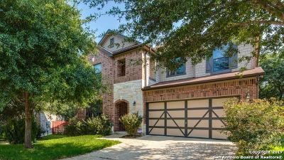 San Antonio Single Family Home New: 2703 Zurich