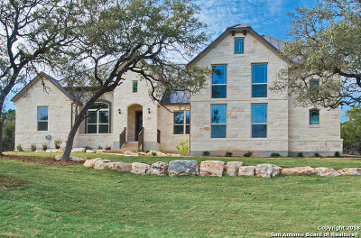 New Braunfels Single Family Home For Sale: 5739 High Forest Dr