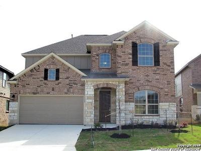 Single Family Home New: 28262 Bass Knoll