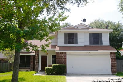 Schertz Single Family Home For Sale: 2733 Cotton King