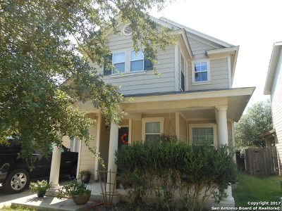 Boerne Single Family Home New: 150 Hampton Cove