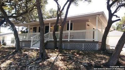 Canyon Lake Single Family Home Price Change: 324 Twin Elm Dr