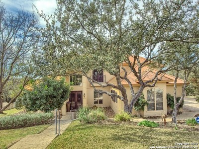 San Antonio Single Family Home New: 21223 Harvest Hls