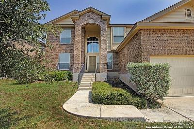 Cibolo Single Family Home New: 214 Raleigh Dr