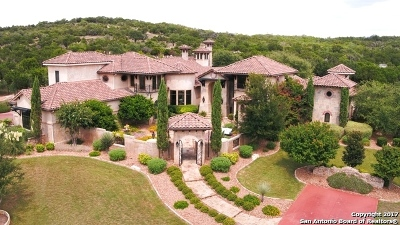 Boerne Single Family Home For Sale: 334 Estancia Lane