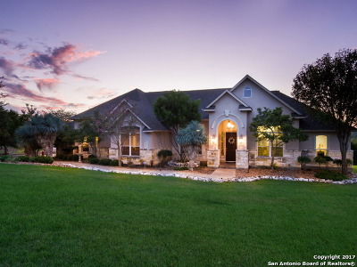 San Antonio Single Family Home New: 26219 Windspirit