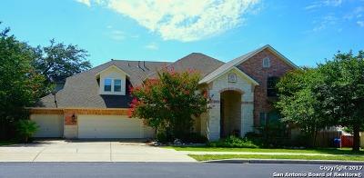 San Antonio TX Single Family Home For Sale: $476,800