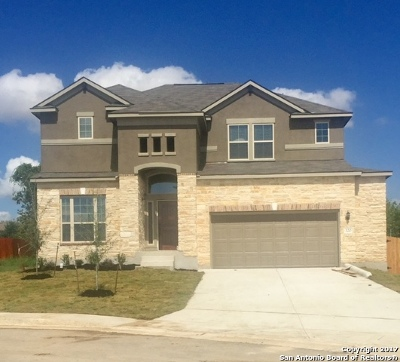 Comal County Single Family Home New: 320 Green Heron