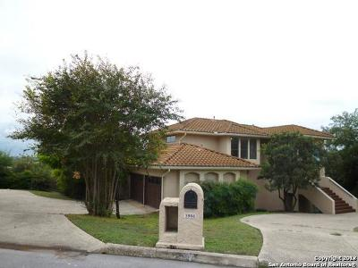 Single Family Home Price Change: 3906 Crestridge Dr