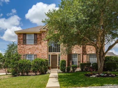 Bexar County Single Family Home Back on Market: 24911 Flying Arrow
