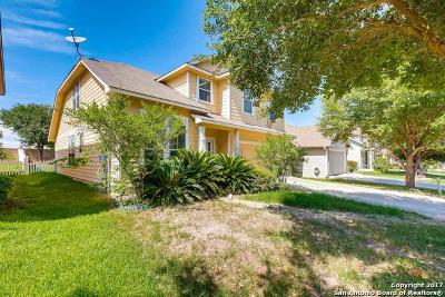 Cibolo Single Family Home Back on Market: 120 Brook Vw