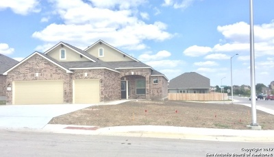 Comal County Single Family Home New: 431 Wood Duck