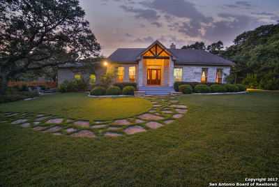 New Braunfels Single Family Home New: 249 Winding Vw
