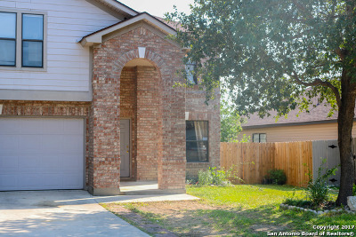 Single Family Home For Sale: 11418 Bronze Sand
