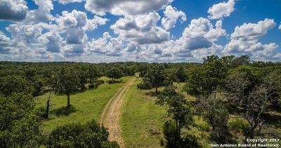 Bandera County Farm & Ranch New: 1417 Short Road