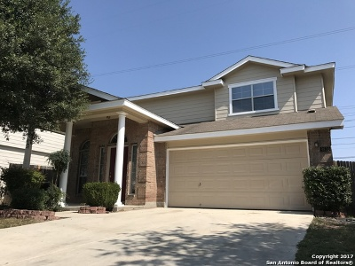San Antonio Single Family Home Back on Market: 9820 Cactus Vly