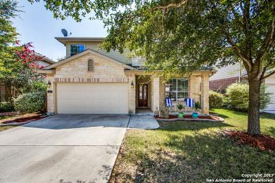 Schertz Single Family Home For Sale: 2660 Gallant Fox Dr