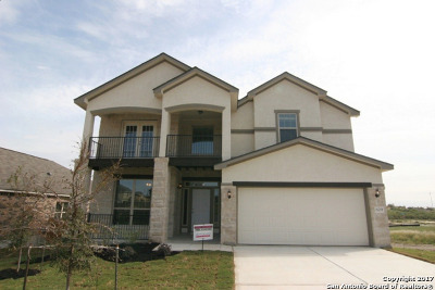 Cibolo Single Family Home For Sale: 609 Saddle House