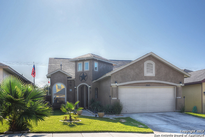 Converse Single Family Home New: 3950 Bogie Way
