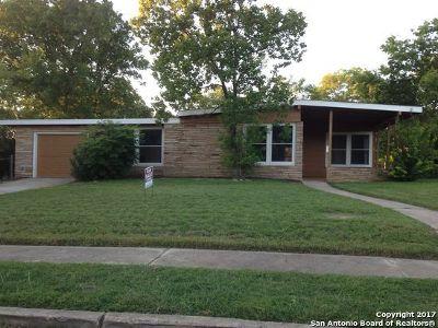 San Antonio Single Family Home Back on Market: 139 Teakwood Ln