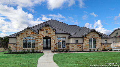 New Braunfels Single Family Home For Sale: 917 Coolabah Avenue