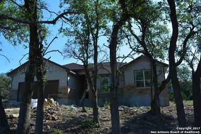 Canyon Lake Single Family Home For Sale: 710 Lazy Oaks Dr