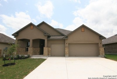 Comal County Single Family Home Price Change: 5641 Briar Field