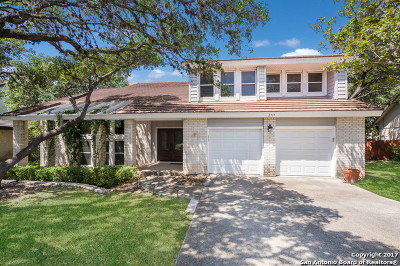 Bexar County Single Family Home New: 2111 Encino Loop