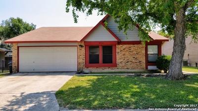 Bexar County Single Family Home New: 8946 Rich Quail