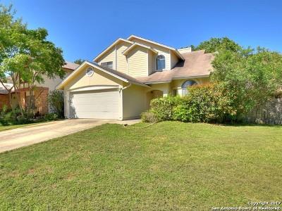 Single Family Home New: 7539 Autumn Park