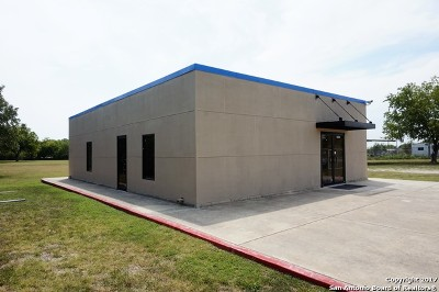 Bexar County Commercial New: 12820 S Zarzamora St